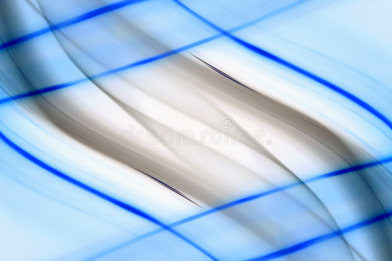 Blue lines abstract royalty free stock photos