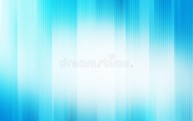 Blue lines background vector illustration