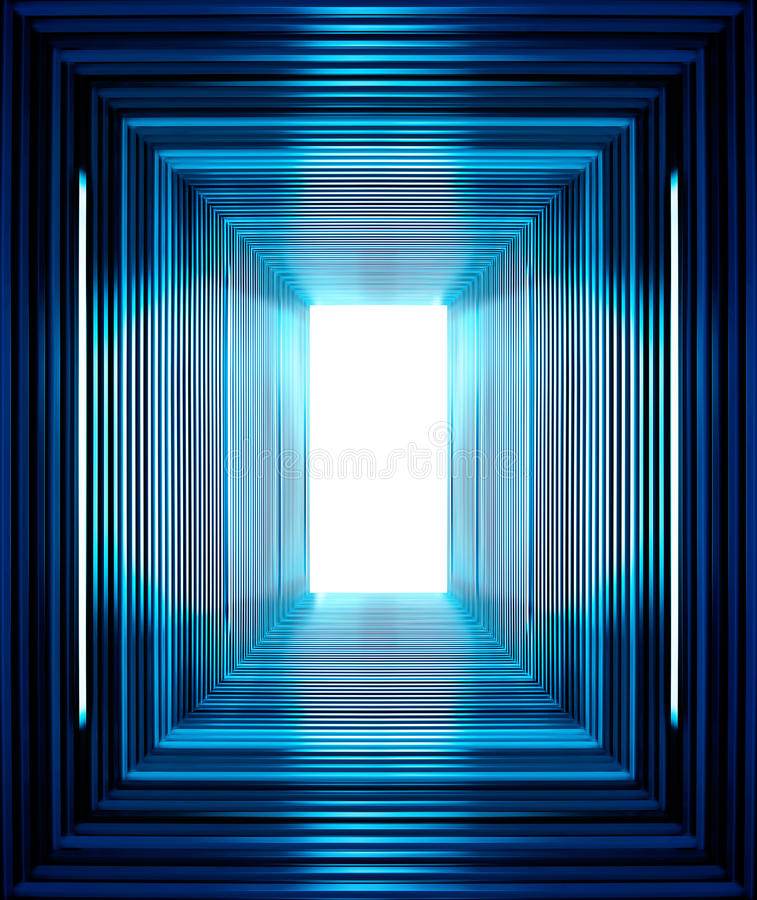 Blue lines background. Blue abstract background like technology templates texture vector illustration