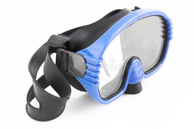 Blue Mask Royalty Free Stock Photo