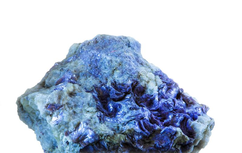 Minerals royalty free stock photo