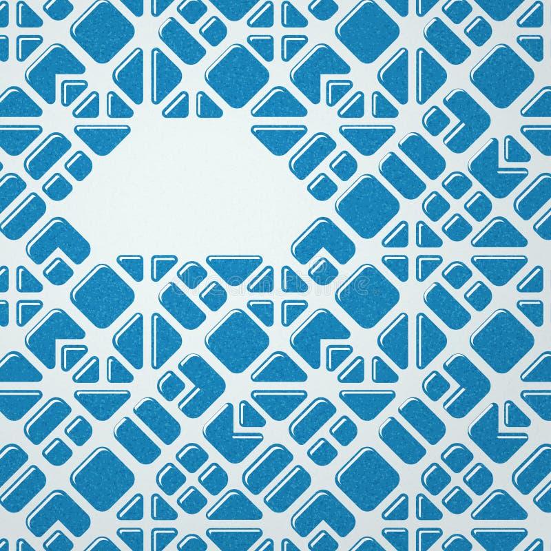 Free Blue Mosaic Background Royalty Free Stock Images - 34616879