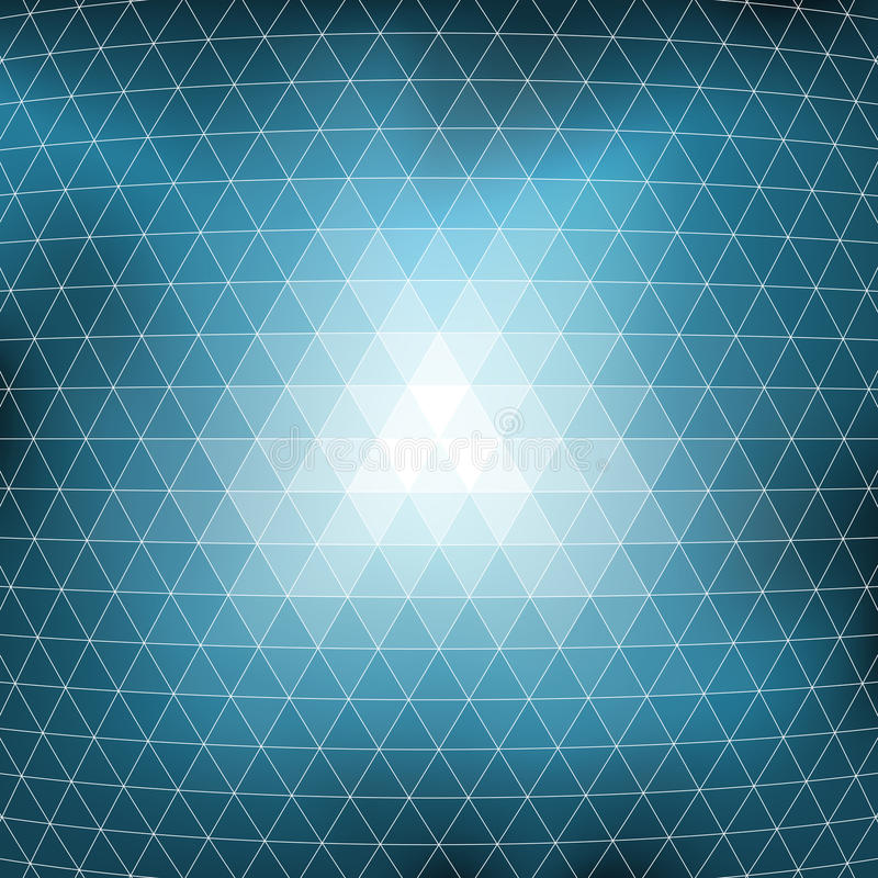 Download Blue Mosaic Background Texture Stock Vector - Image: 43225354