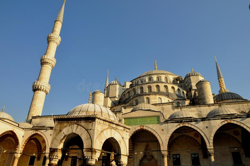 Download Blue Mosque stock photo. Image of ancient, hagia, holywisdom - 39512330