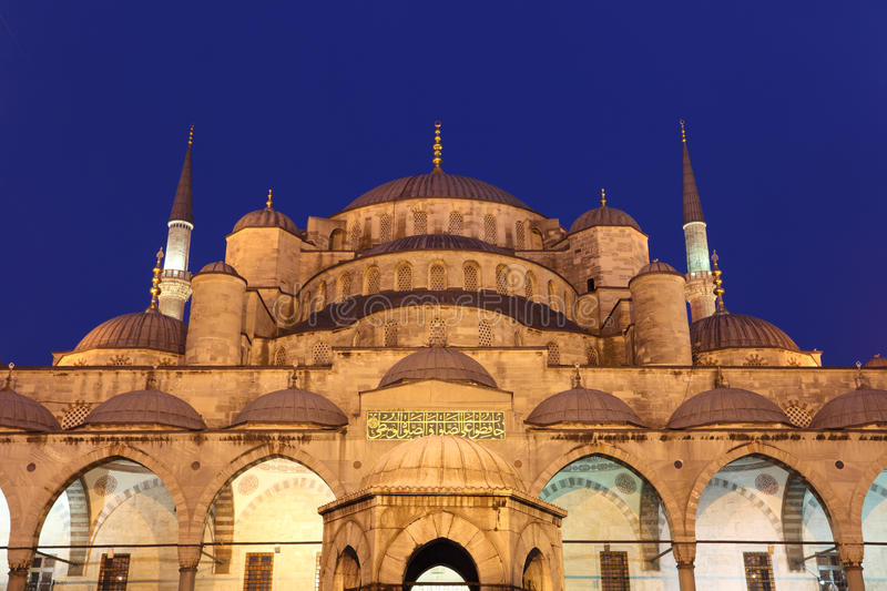 Download Blue Mosque In Istanbul, Turkey Stock Photo - Image: 19929614