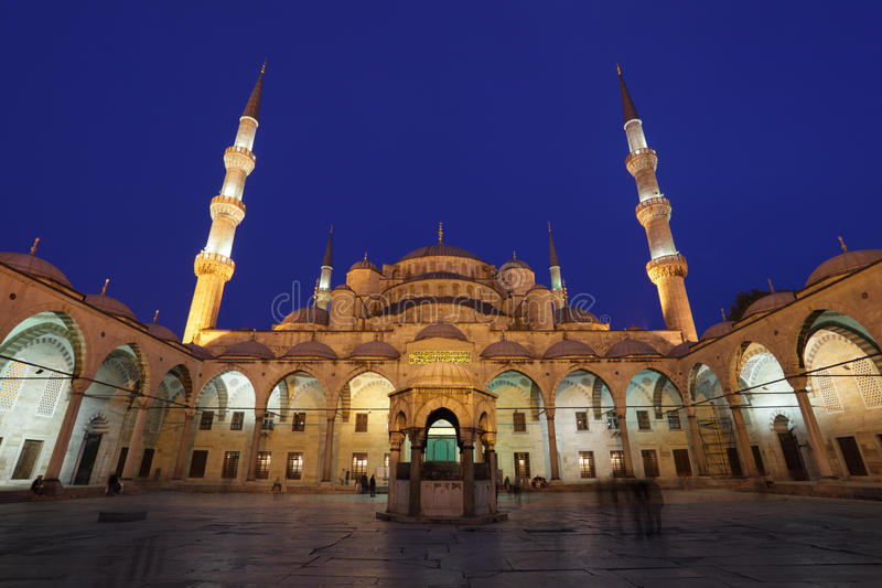 Download Blue Mosque In Istanbul, Turkey Stock Photo - Image: 19930068