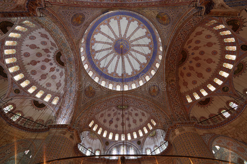 Download Blue Mosque In Istanbul, Turkey Stock Image - Image: 20479445