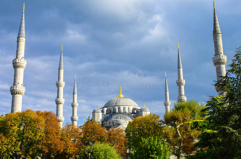 Download Blue mosque stock image. Image of culture, eastern, islam - 35601867