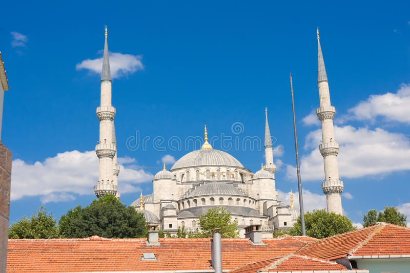 Download Blue Mosque Stock Images - Image: 37109364