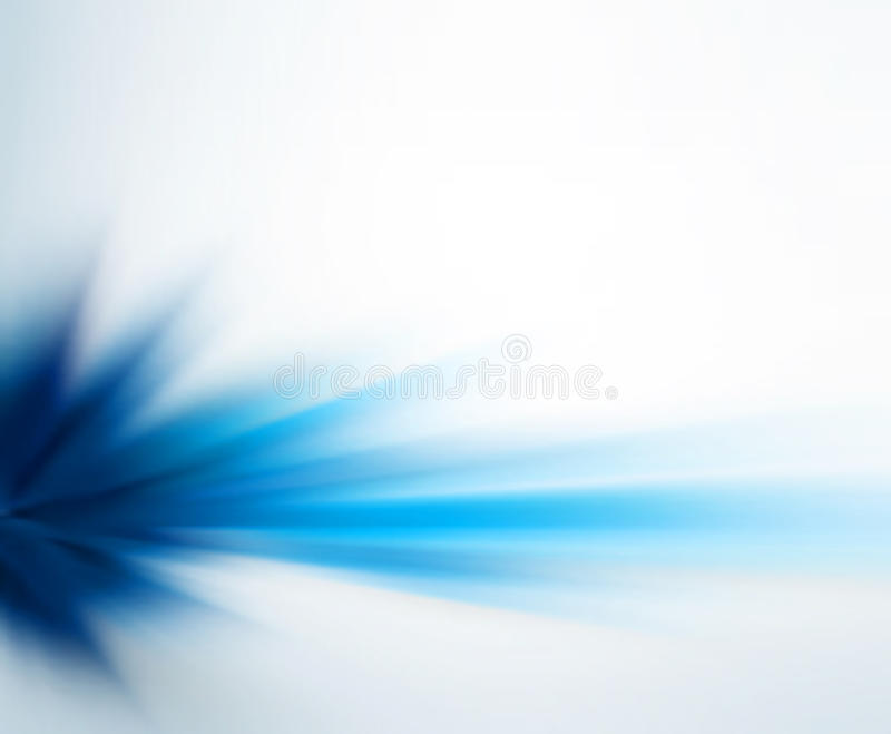 Blue Motion Stock Images