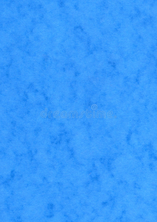 Download Blue Mottled Effect Blank Paper Background Stock Photo - Image: 14804420