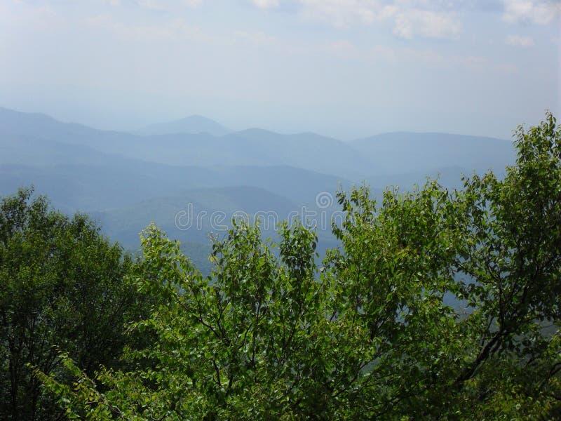 blue mountain zdjęcia royalty free