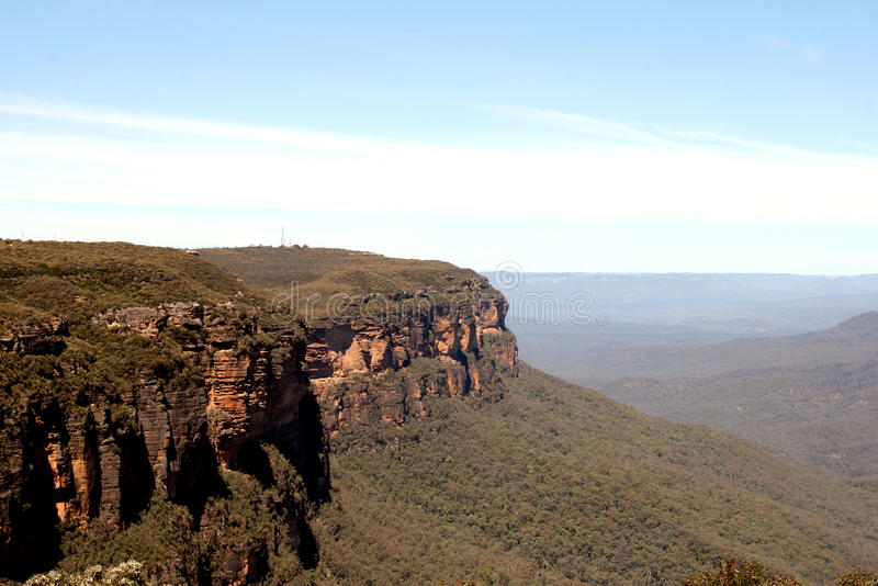 The Blue Mountains. The Blue Mountains of New South Wales, Australia royalty free stock photography