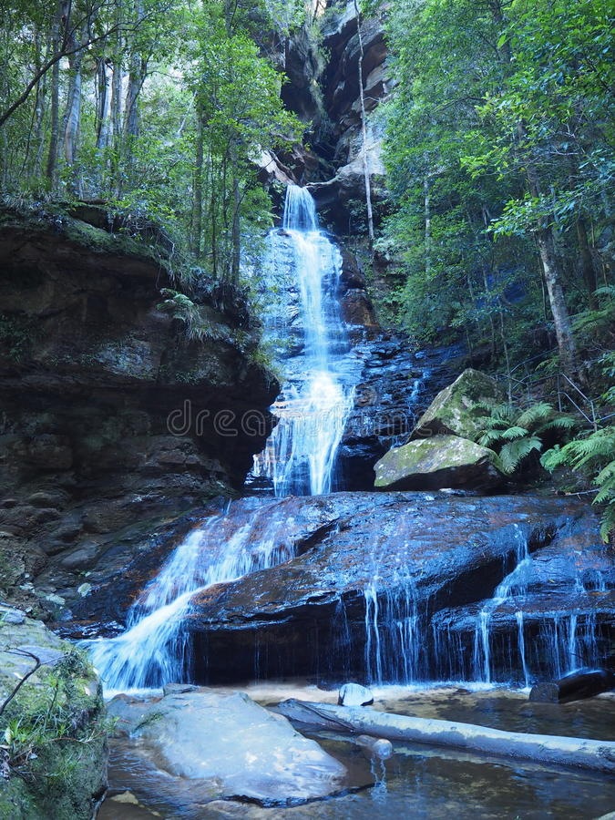 Blue Mountains stock photography