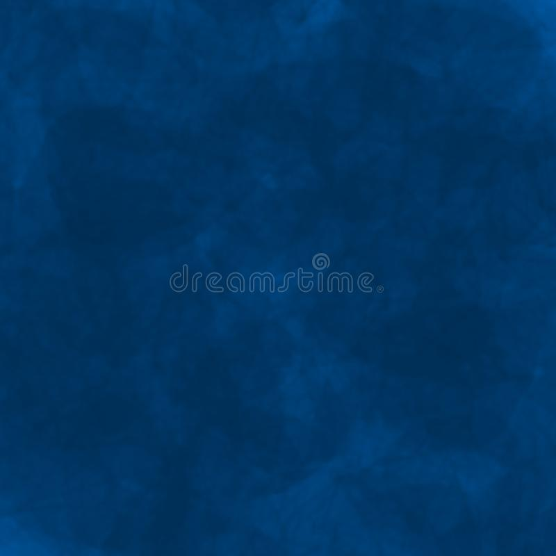 Blue night sky background - Sapphire stone. royalty free stock images