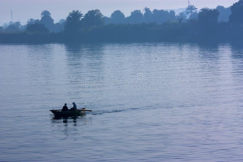Blue Nile Stock Photo