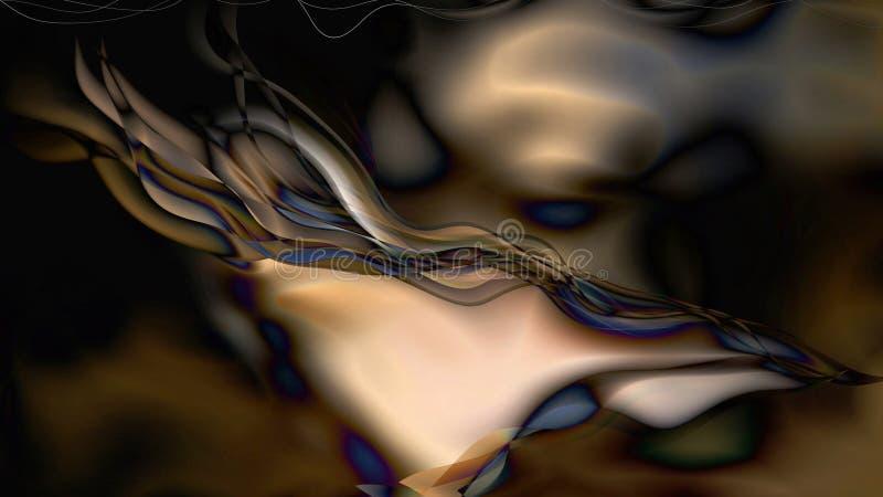 Blue Nose Lip Background Beautiful elegant Illustration graphic art design Background. Image vector illustration