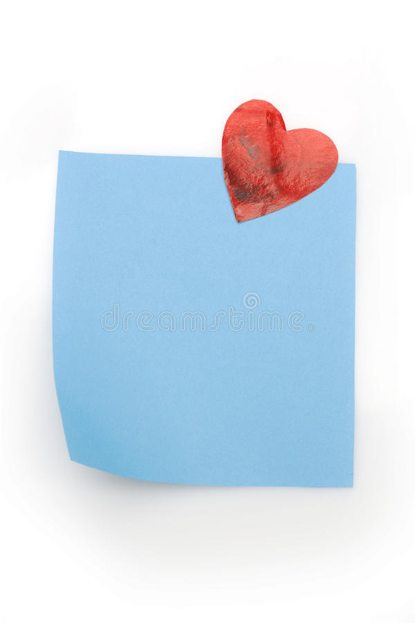 Download Blue note stock photo. Image of info, remember, paper - 12715022