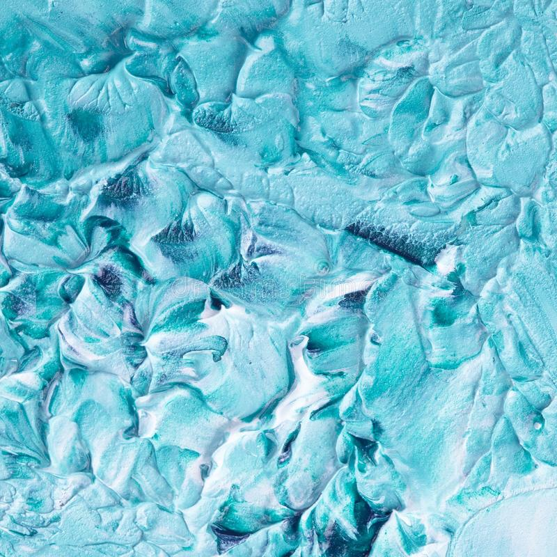 blue oil painting texture stock photo image of grunge 11609828