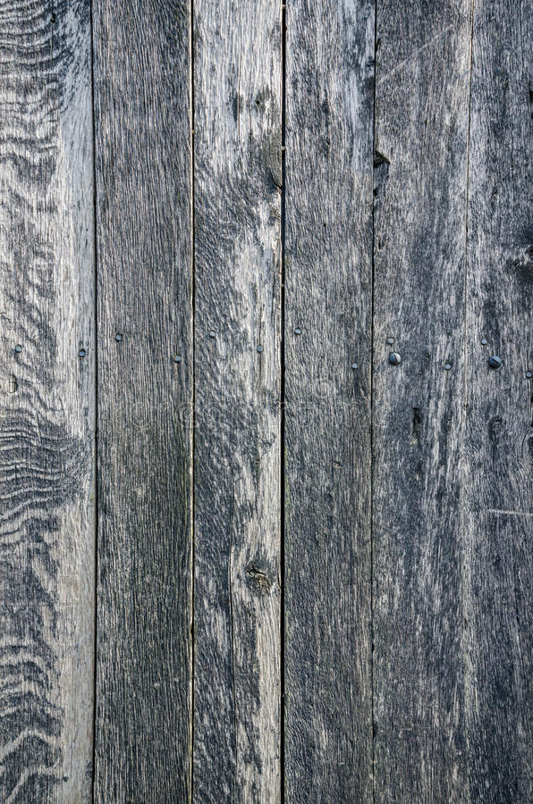 Blue old planks background stock photography