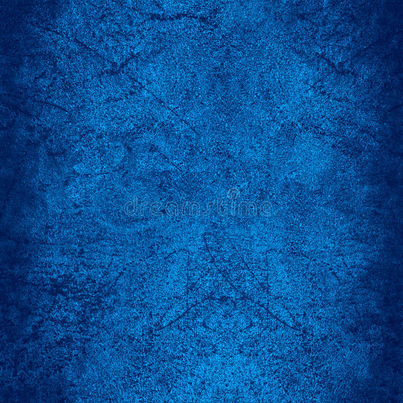 Blue Old Rust Metal Plate Background Stock Photo Image