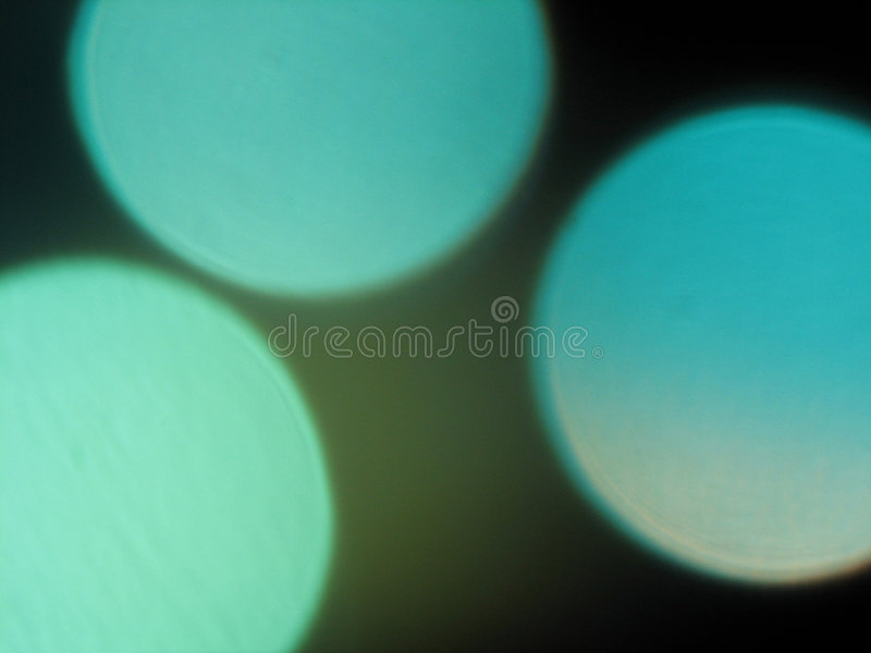 Blue Orbs royalty free stock images
