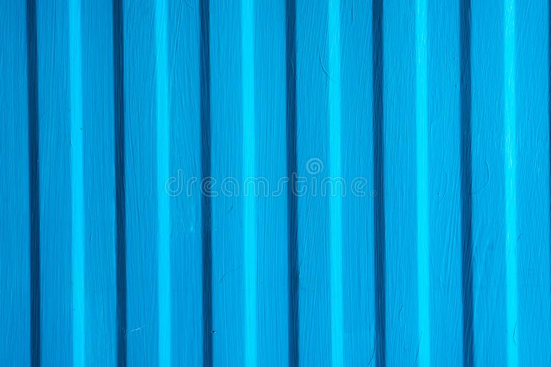 Blue painted metal sheet texture background, top view royalty free stock photo