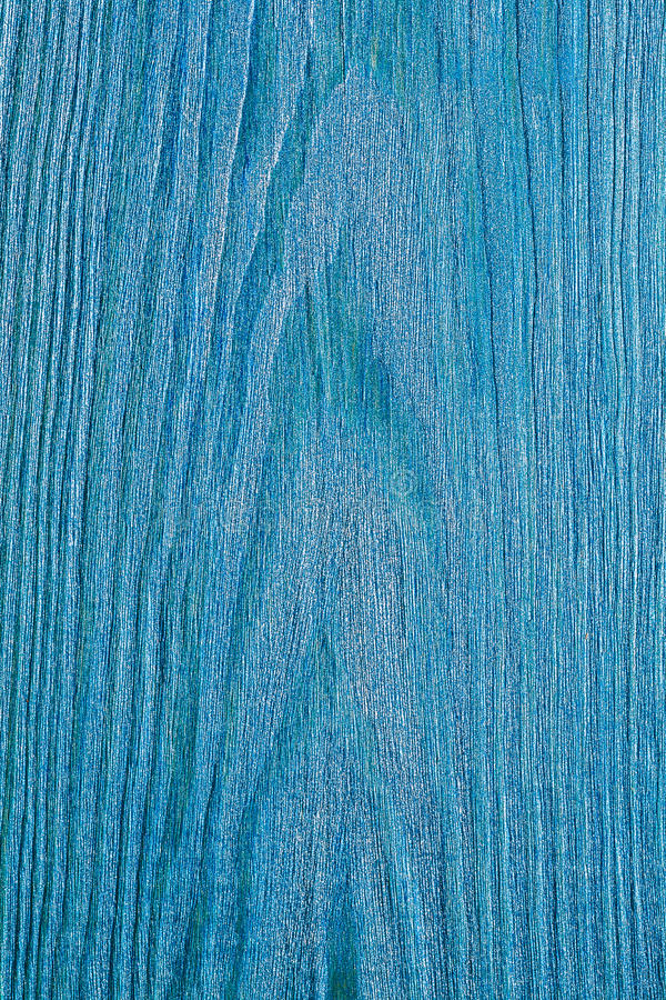 Blue painted wooden board texture royalty free stock image