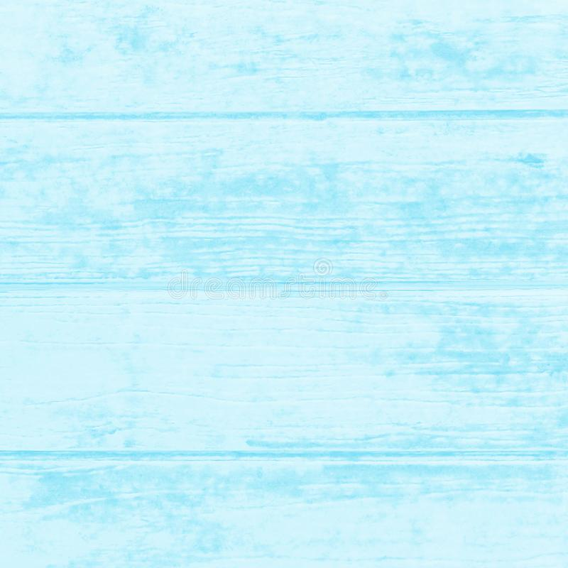 Blue painted wooden texture background stock photo