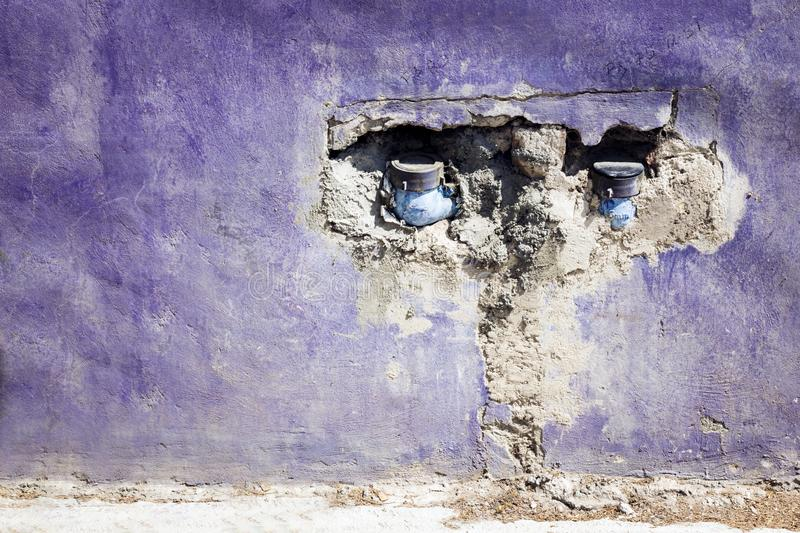Blue, Painting, Wall, Watercolor Paint royalty free stock photos