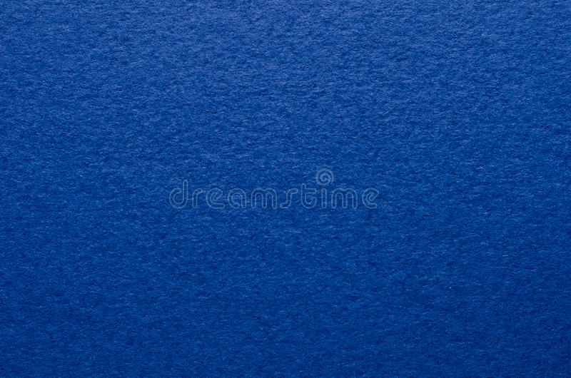 Blue paper background texture stock image