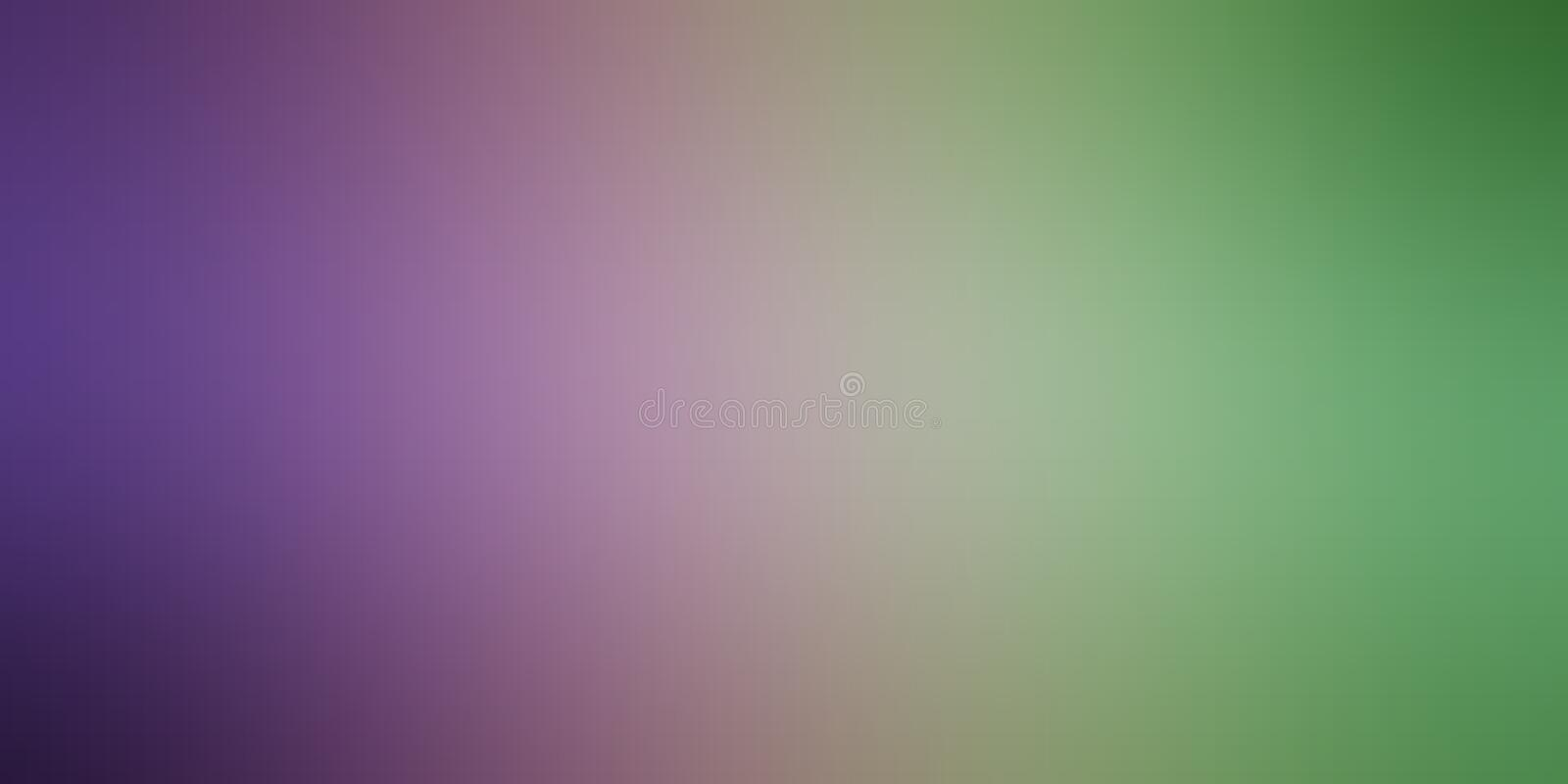 Blue pastel colors abstract blur background wallpaper, vector illustration. royalty free illustration