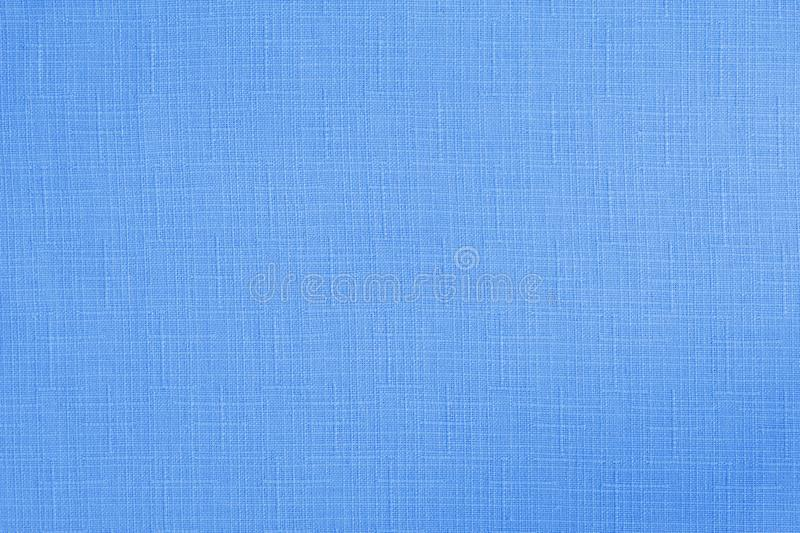 Blue pastel cotton fabric texture background, seamless pattern of natural textile stock images