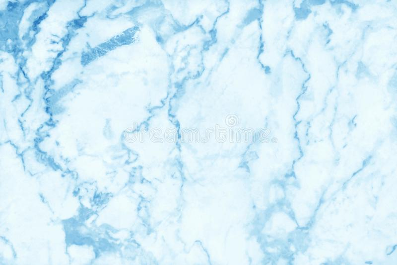 Blue pastel marble texture background in natural pattern with high resolution, tiles luxury stone floor seamless glitter royalty free stock photos
