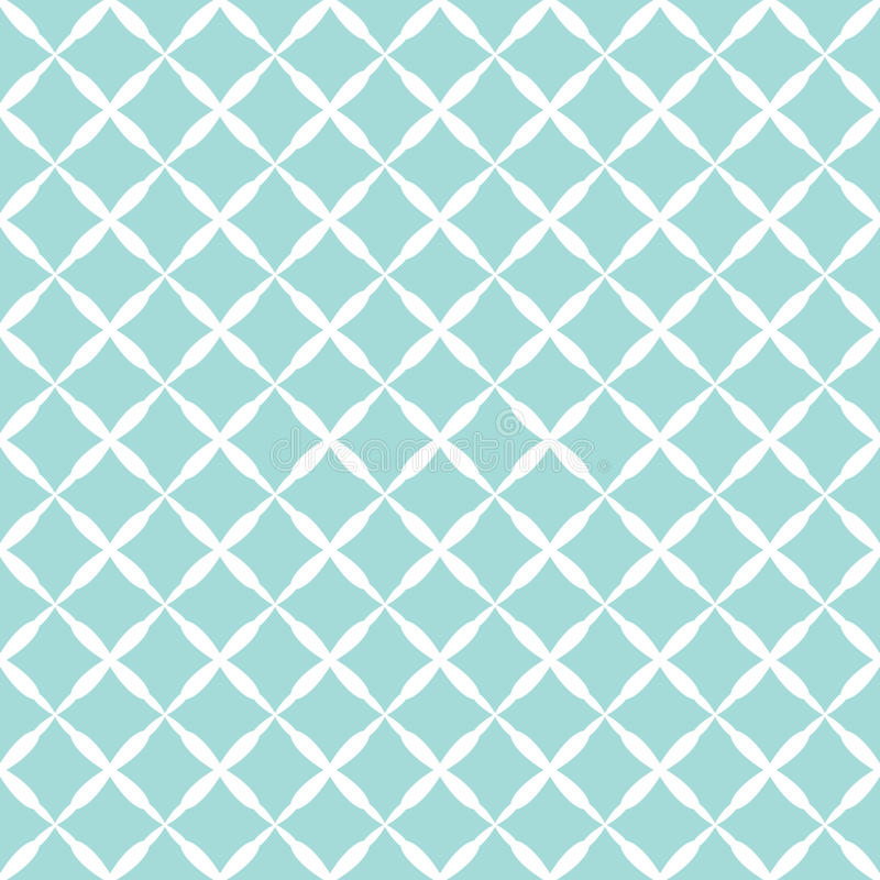 Blue pattern royalty free illustration