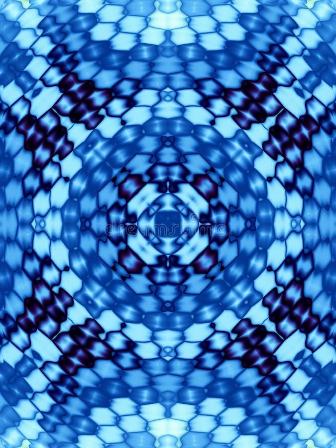 Download Blue pattern απεικόνιση αποθεμάτων. εικονογραφία από αποχής - 383423