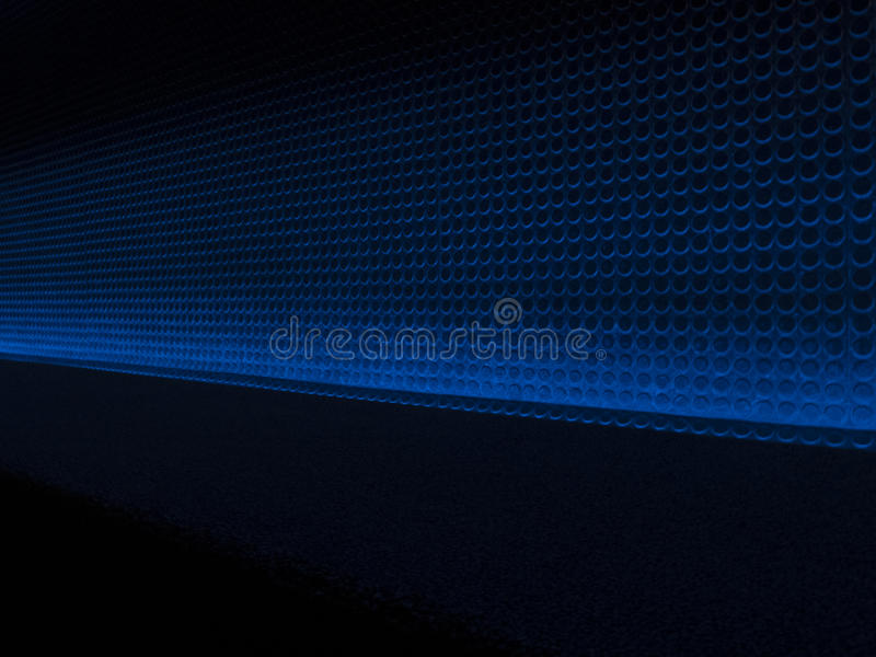 Blue pattern background light effect stock photos