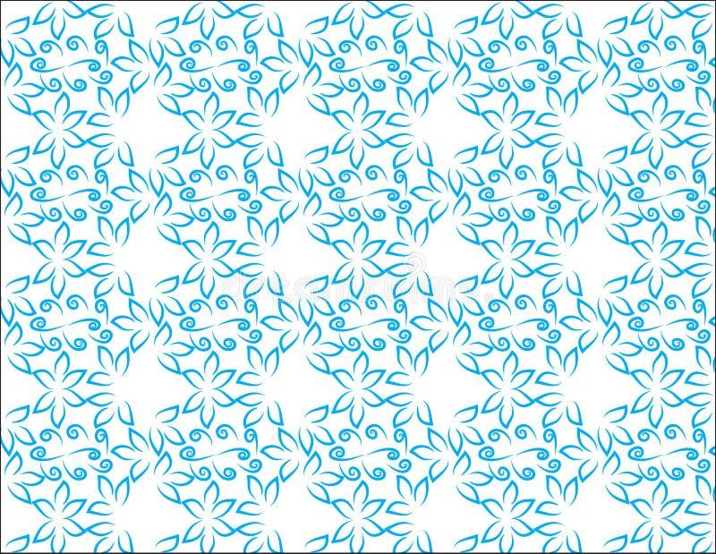 Download Blue patterns backgrounds stock illustration. Image of blue - 38423061