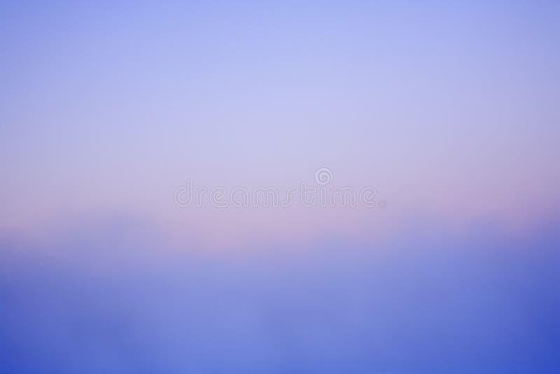 blue pink background