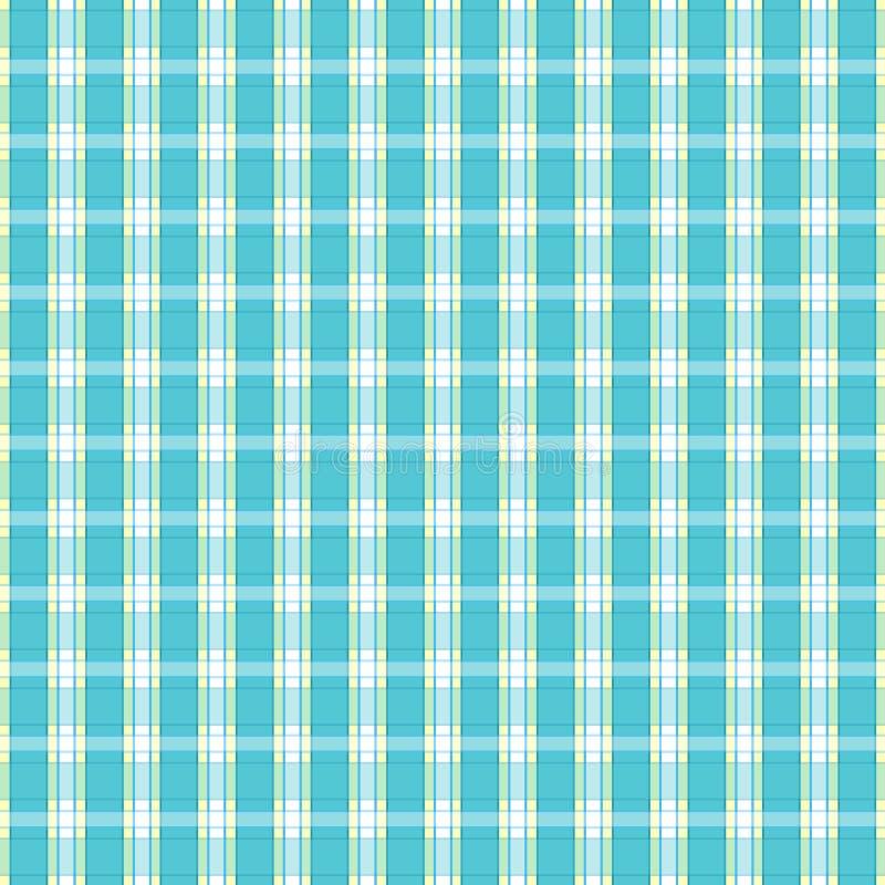 Download Blue plaid stock illustration. Illustration of illustration - 17522077