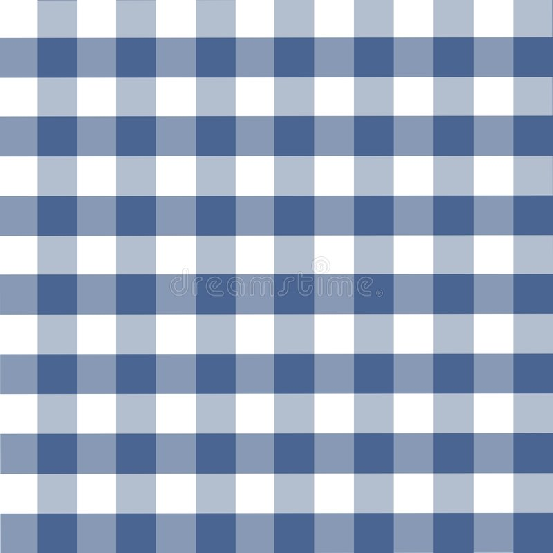 Download Blue Plaid Pattern Royalty Free Stock Images - Image: 5377419