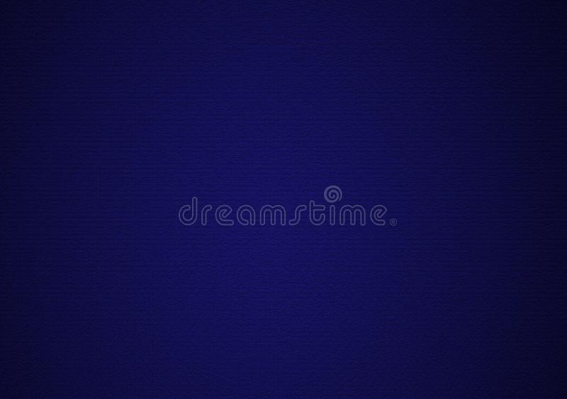 Blue plain vignette background gradient wallpaper royalty free stock photo