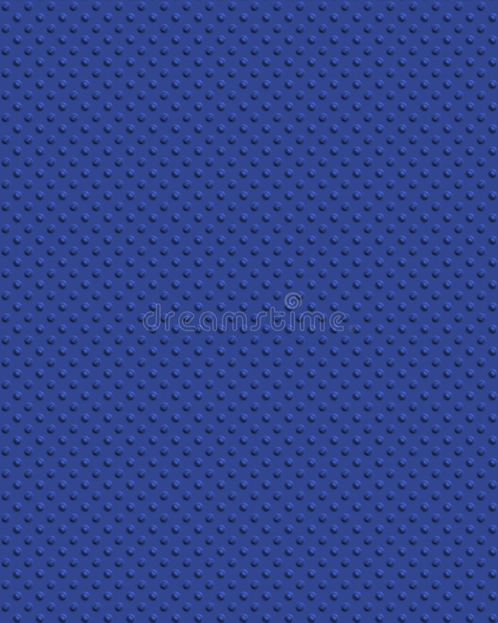 Download Blue plastic diamondplate stock image. Image of seamless - 95781