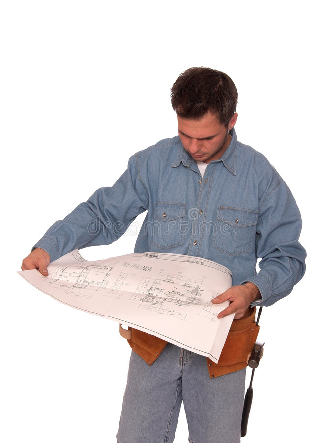 Download Blue Prints 2 Royalty Free Stock Images - Image: 1400189