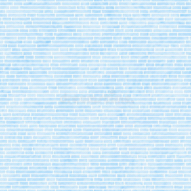 Blue Rectangle Slates Tile Pattern Repeat Background. That is seamless and repeats royalty free stock photography