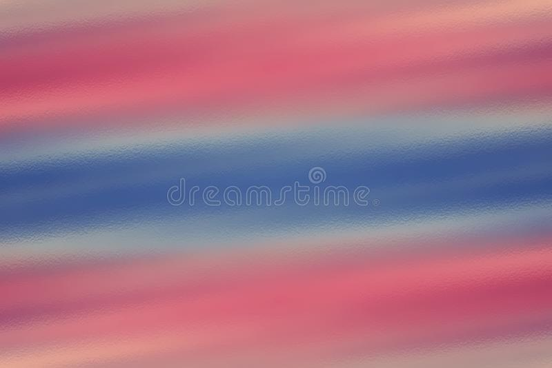 Blue and red abstract glass texture background, design pattern template royalty free stock image