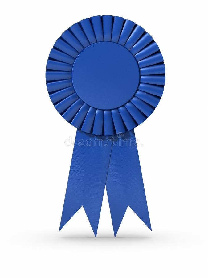 Free Blue Ribbon Stock Photo - 19717960