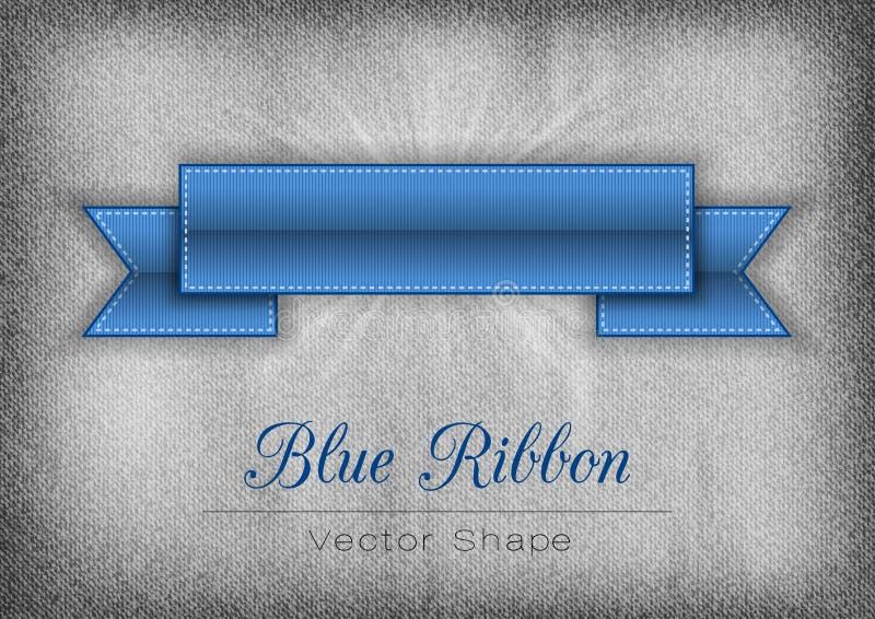 Blue Ribbon libre illustration