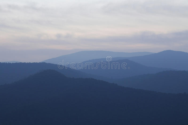 Download Blue Ridge Mountains stock photo. Image of blue, colour - 12257130