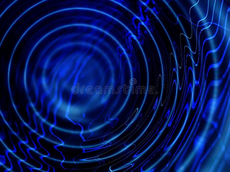Download Blue ripples stock illustration. Illustration of ripple - 463931